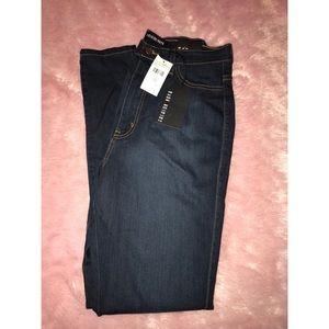 FN Classic High Waist Jeans - Dark - 13 - NWT